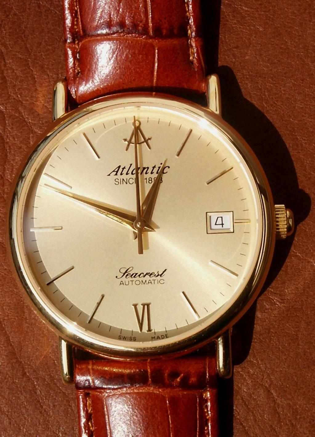Atlantic Seacrest automatic Atlantic Seacrest automatic ... 38db3229d9